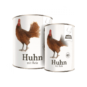 Huhn Reis – Nassfutter