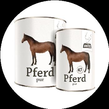 Pferd PUR Allergiker