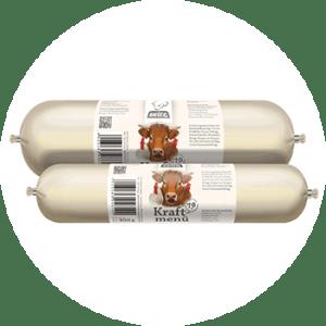 Rind mit Geflügel – Nassfutter für Hunde