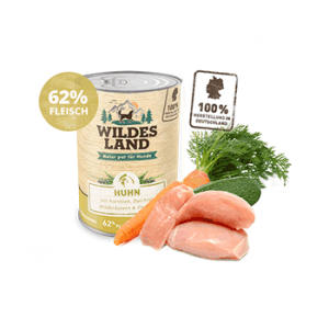 Wildes Land – Huhn